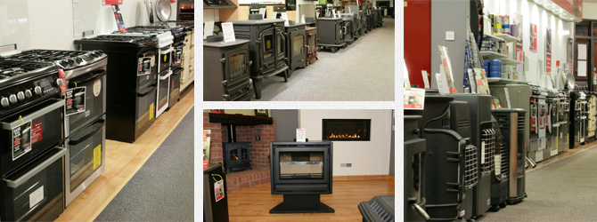 stoves, gas cookers, boilers